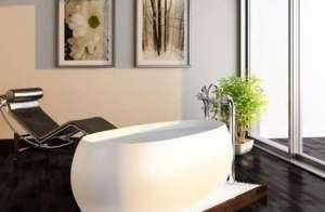 创意浴缸让生活更有情趣回转支承